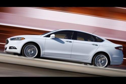 близнец нового mondeo - ford fusion