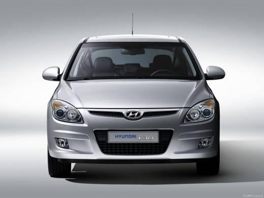 Hyundai i30 1.6 CRDi  Automatik DPF