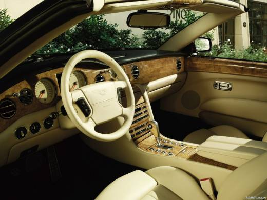 Bentley Azure 6.7 i V8