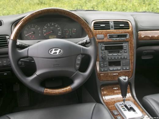 Hyundai XG 3.0