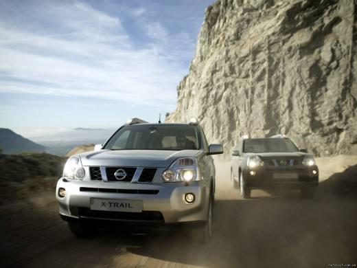 Nissan X-Trail 2.0 i 16V