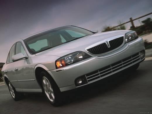 Lincoln LS 4.0 V8 32V