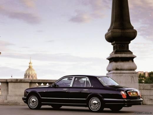 Rolls-Royce Silver Seraph 5.4 i V12