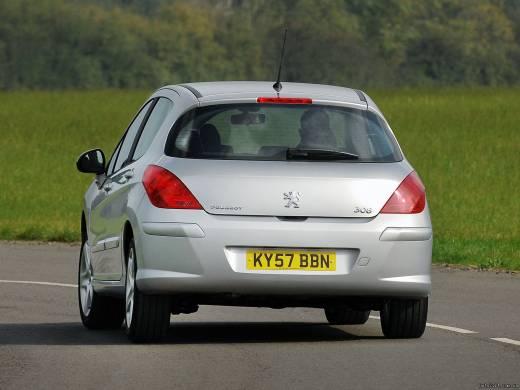 Peugeot 308 1.6I 16V THP Auto  5дв.