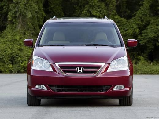 Honda Odyssey 2.4 i 16V 4WD