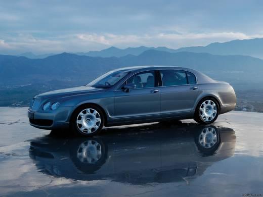 Bentley Continental 6.8 i V8