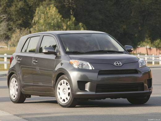 Scion xD 1.8i AT