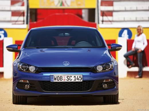 Volkswagen Scirocco 2.0 TDI  DSG DPF