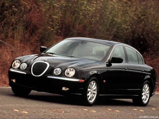 Jaguar S-Type 4.0 i V8 32V