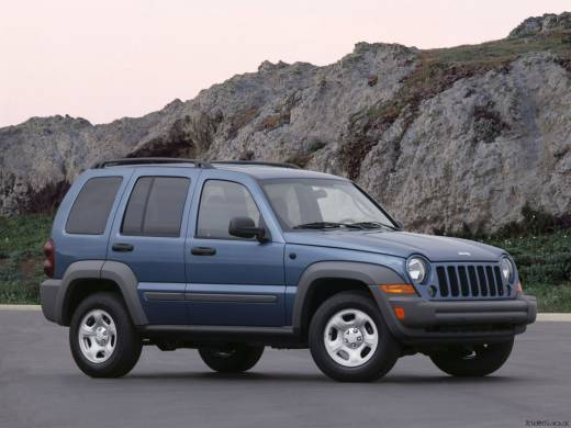 Jeep Liberty 3.7 i V6 12V 4WD
