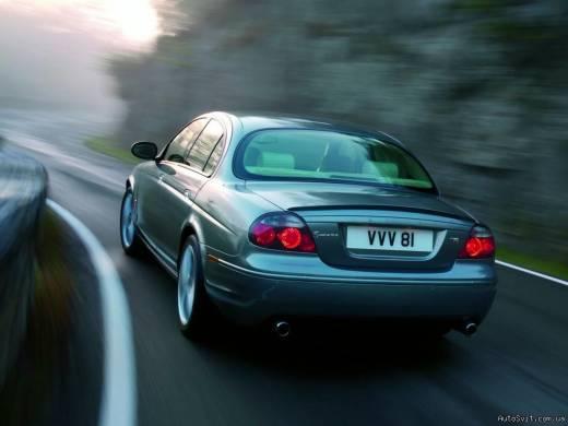 Jaguar S-Type 3.0 i V6 24V