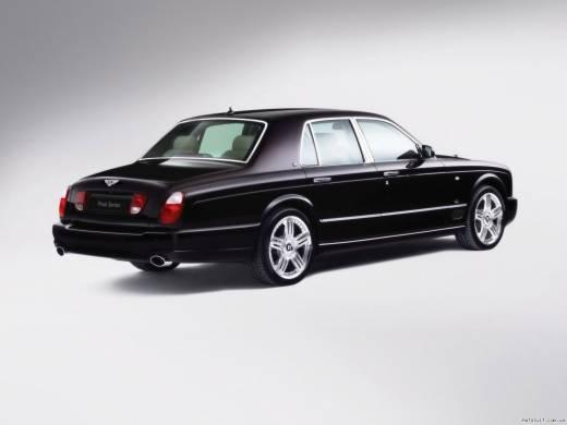 Bentley Arnage 6.8 V8