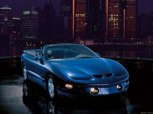 Pontiac Firebird 3.4 i V6