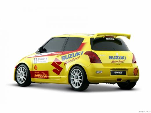 Suzuki Swift 1.6 i 16V  Sport