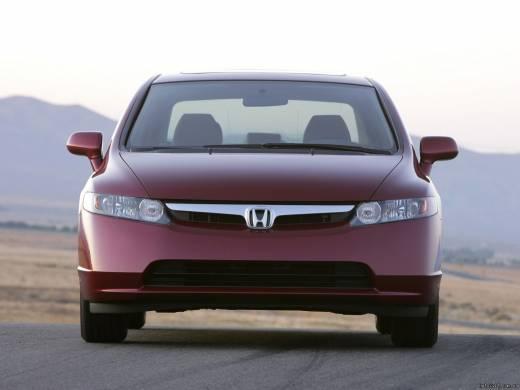 Honda Civic 1.6i 16V