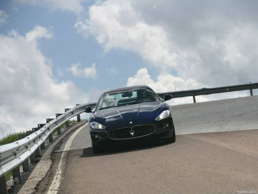 Maserati GranTurismo 4.7 i V8 32V