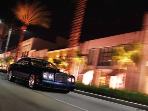 Bentley Azure 6.8 i V8