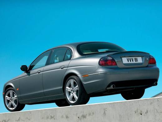 Jaguar S-Type 4.2 i V8  32V