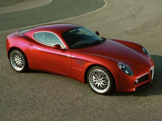 Alfa Romeo 8C Competizione 4.7i V8 32V