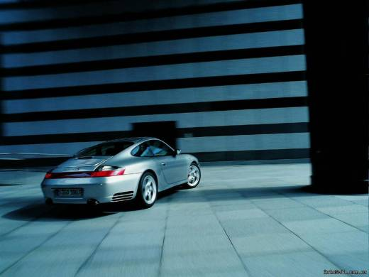 Porsche 911 3.8 Carrera RS