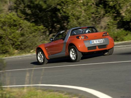 Smart Roadster 0.7 i