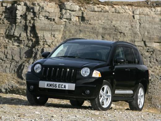 Jeep Compass 2.4L CVT