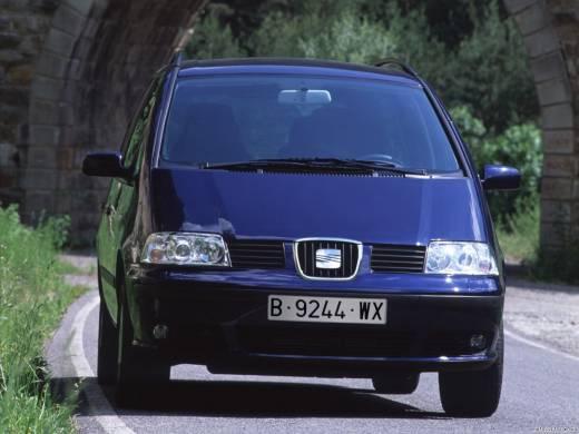 Seat Alhambra 2.8 i VR6 24V