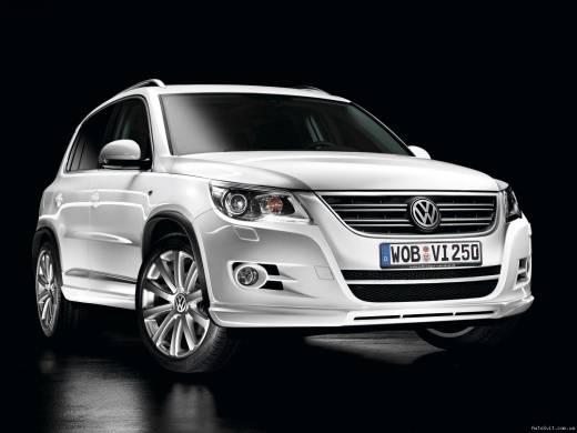 Volkswagen Tiguan 2.0 TSI  AT 4Motion