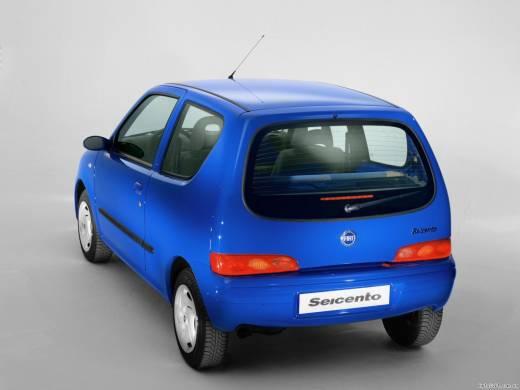 Fiat Siecento 1.1