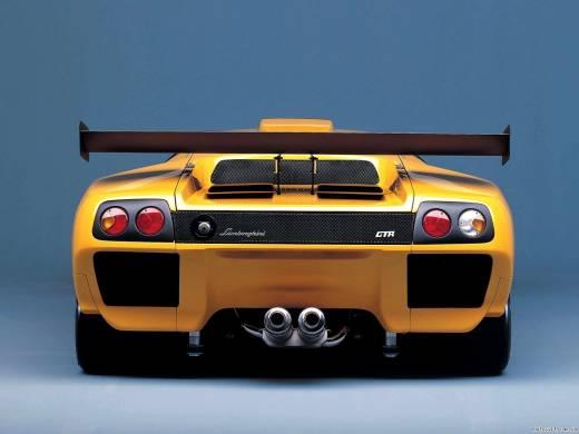 Lamborghini Diablo 6.0 V12