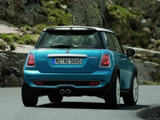 Mini Cooper 1.6 i 16V Turbo