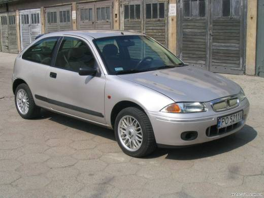 Rover 200-serie 220 Turbo