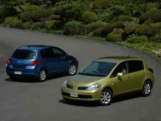Nissan Tiida 1.8i