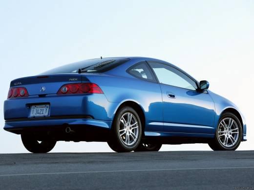 Acura RSX 1.6 L  5-door
