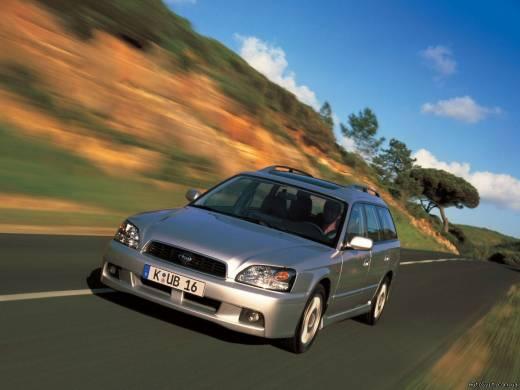 Subaru Legacy 2.0 i 4WD