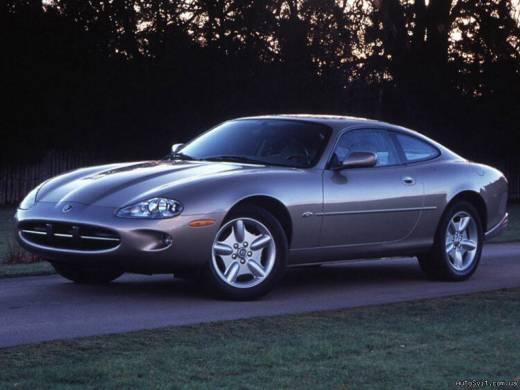 Jaguar XK 4.2 i V8  32V