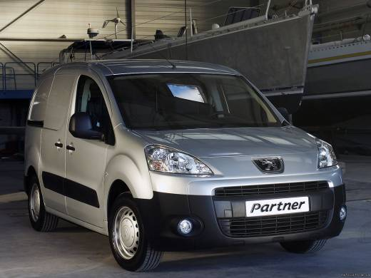 Peugeot Partner 1.6