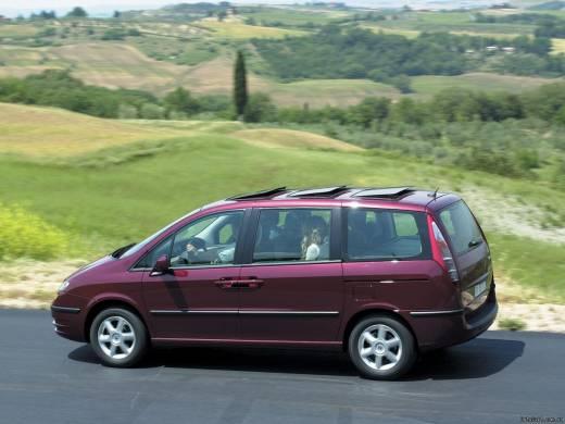 Fiat Ulysse 2.0 Turbo (220.AD5)