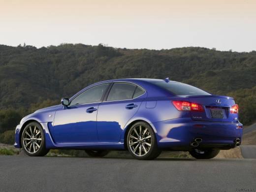 Новый Lexus IS 300