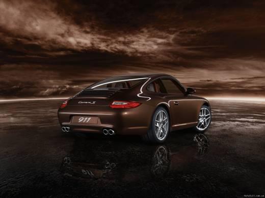 Porsche 911 3,8 Carrera S  Tiptronic