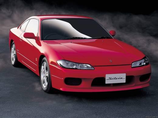 Nissan Silvia 2.0 i 16V Turbo