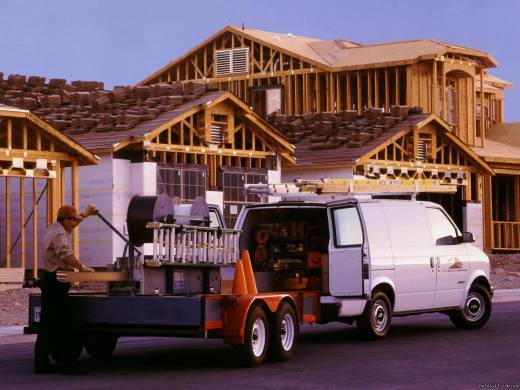 Chevrolet Astro 4.3 i V6 4WD