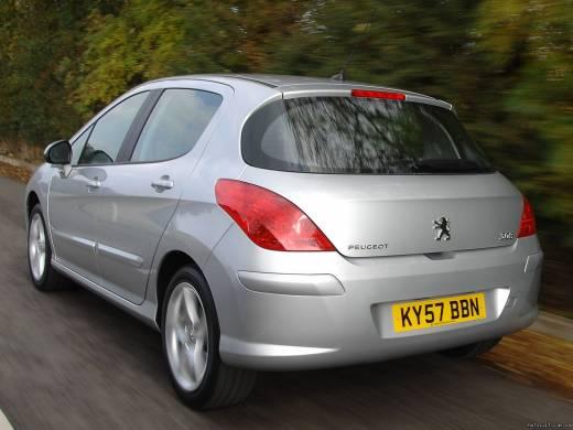 Peugeot 308 1.6I HDi FAP  3дв.