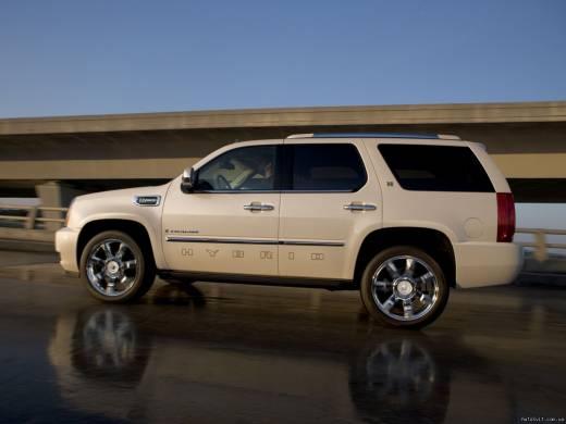 Cadillac Escalade 6.2 i V8 ESV
