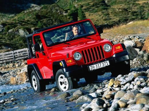 Jeep Wrangler 3.8 i V6 12V 2dr