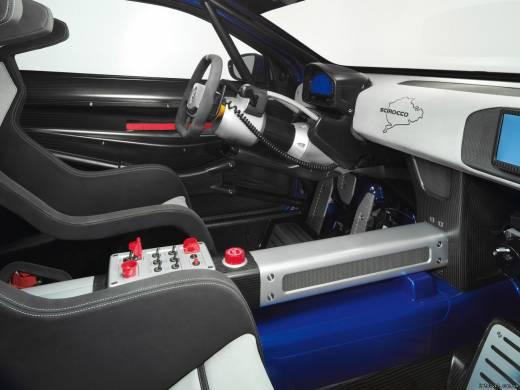 Volkswagen Scirocco 2.0 TSI  DSG