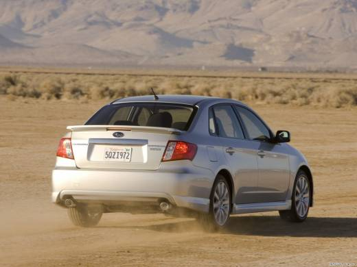 Subaru Impreza 2.5 WRX STI Turbo