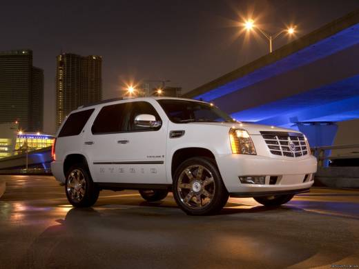 Cadillac Escalade 6.2 i V8