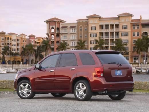 Pontiac Torrent 3.4 i V6 12V