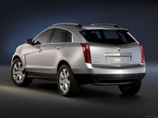Cadillac SRX 4.6 i V8 32V AWD